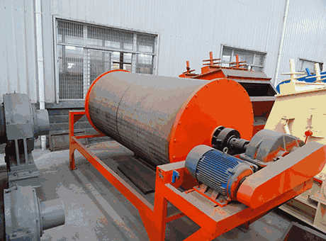 Iron Ore Magnetic Separation Plant  Hard Pressed Caf