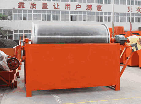 Mineral Processing Equipment  Patna Magnetic Separator