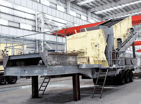 Tractor Mobile Stone Crusher