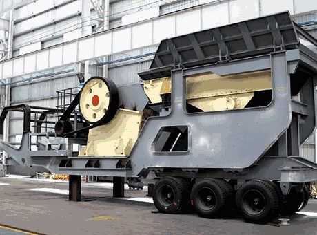 Mobile Stone Crusher Advantages  General Machinery