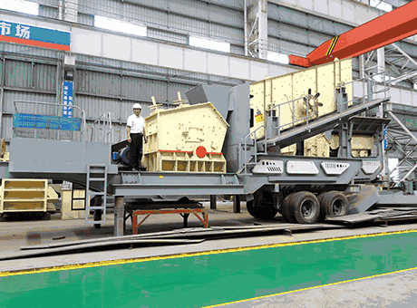 Mobile Crushing Plantcrushing Plant  Jaw Crusher