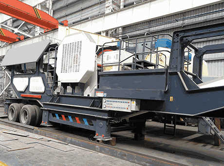 Mobile Crushing Plant  Constmach