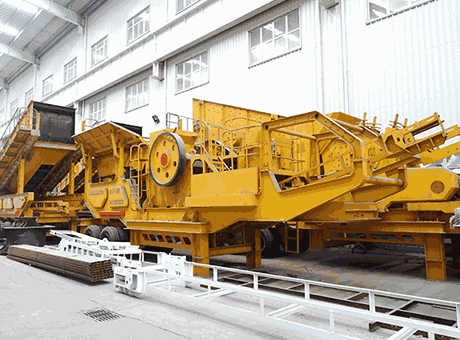Mobile And Semi 45 Mobile Stone Crushers