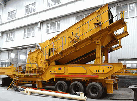 Forester C000 Portable Rock Crusher Nigeria