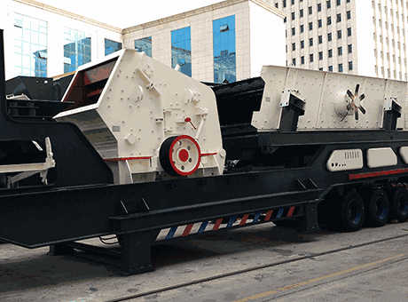 Mobile Crushing Plant Company Indonesia
