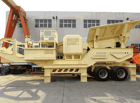 Mobile Impact Crushers Qi Mobile Impact Crusher Series
