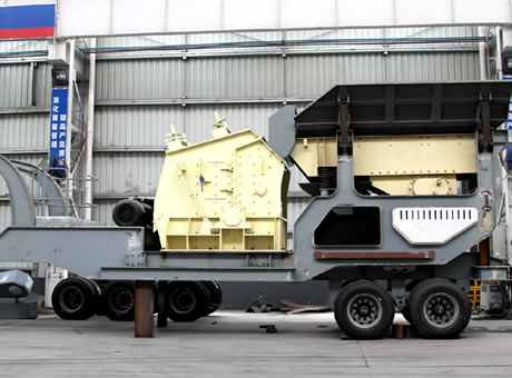 Small Crawler Type Mobile Impact Crusher In Uganda