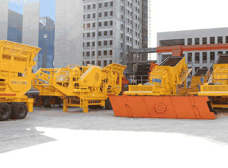 Saudi Stone Crusher Industry 7870  Mobile Crushers All