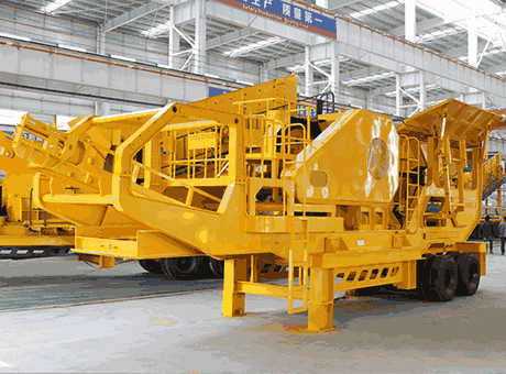 Mobile And Semimobile Crushing Plants  Thyssenkrupp
