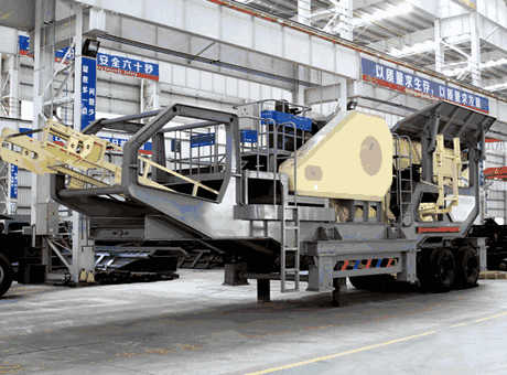 Mobile Crusher Cone Crusher Portable Crushing Plant