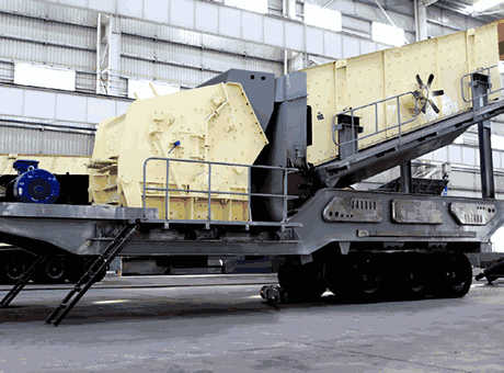 Crushing Units  Equipment  Kpijci And Astec Mobile Screens