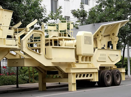 Rock Crushing Plantjaw Crushersand Makermobile Stone