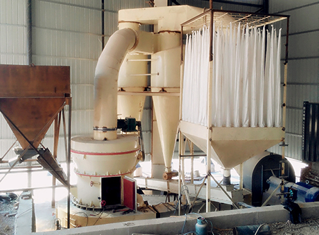 China Hot Air Technology Fgd Gypsum Production Line