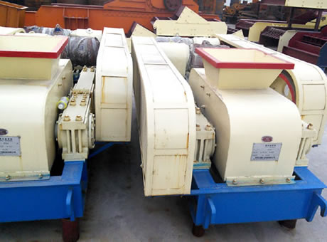 Acc 3roller Crusher In Algeria