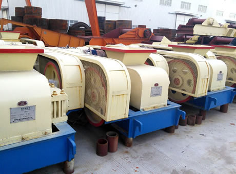 Roller Crusherdouble Roll Crusher Working Principle
