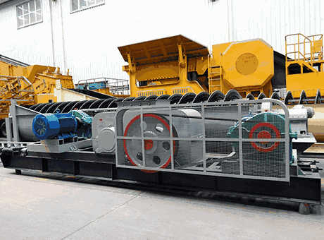 Working Principle Of Roll Crusher