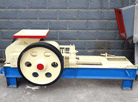 Gold Ore Roller Crushers For Sale