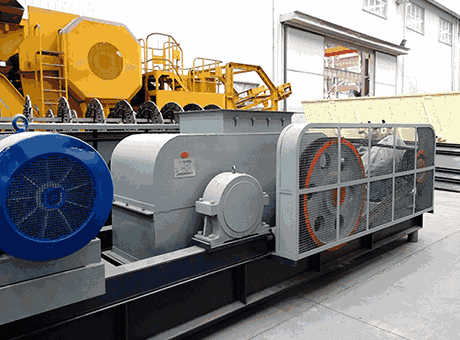 Working Principle Of Roll Crushers