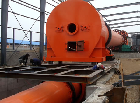 Rotary Dryer For Wood Biomass Pellet Production Plants