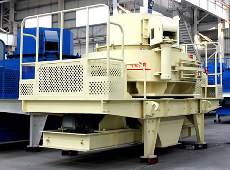 Sand Making Machines Process In India