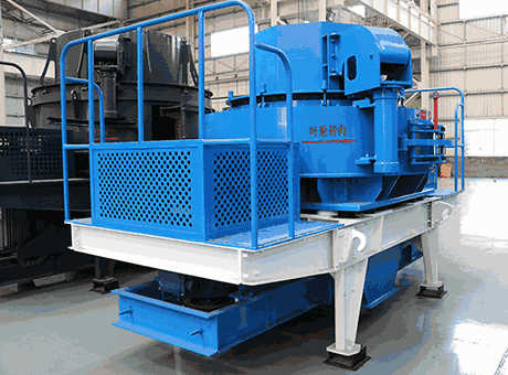 Sand Making Machinesand Washing Equipment For Iron Ore
