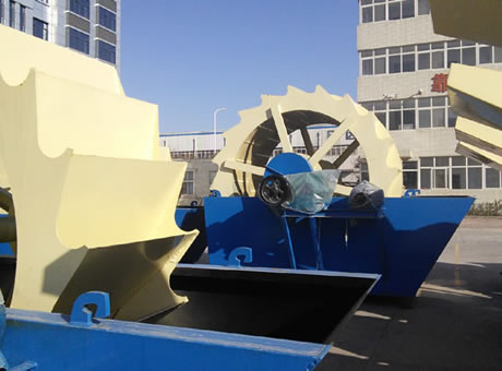 Silica Sand Processing  Sand Washing Plant Equipment