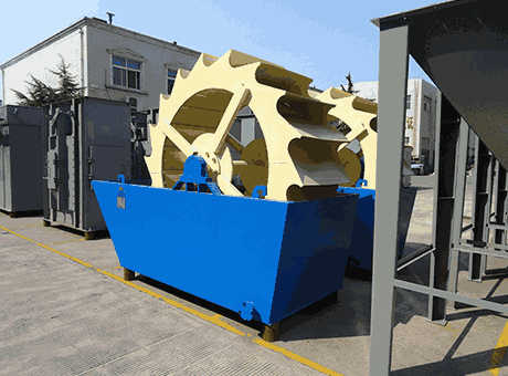 Sand Washing Plant For Ore Processing
