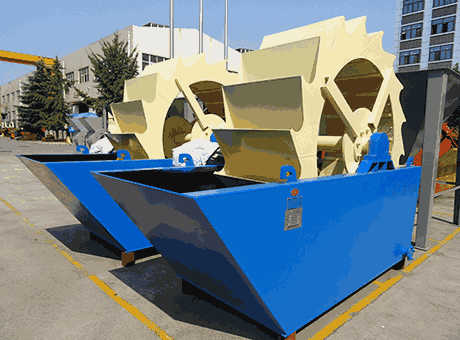 Quarry  Mining  Sand Washing Plant Wastewater And