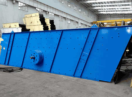 Representative Of Algeria Vibrating Screen